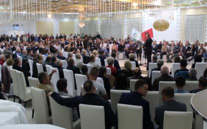 PVD hap fushatën  për zgjedhjet e Këshillit Kombëtar Shqiptar