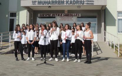 """Në Tërnoc shënohet dita e shkollës fillore """"Muharrem Kadriu""""(video&foto)"""
