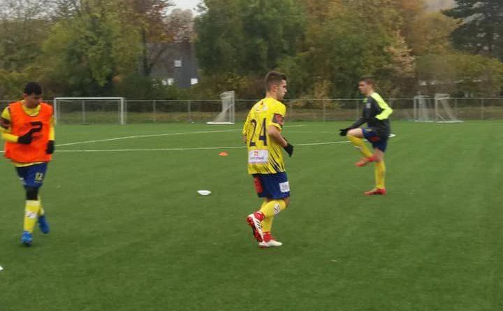 Zyrtare: Preshevari Labinot N. Jashari lojtarë i R.F.C. HUY të Belgjikës