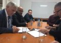 Nënshkruhet marrëveshja për bashkëqeverisje të KKSH-së ndërmjet PVD-së dhe PDSH-së