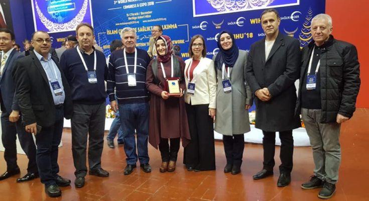 Mjekët e Luginës pjesëmarrës në Kongresin botëror të mjekëve myslimanë të mbajtur në Turqi