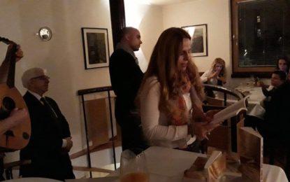 """Sadije Aliti promovon librin """"Stinë dashurie"""" -"""" Doba ljubezni""""në Lubjanë"""