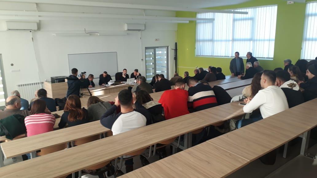 Diskutim publik mbi propozim vendimin e buxhetit të komunës së Bujanocit për vitin 2019
