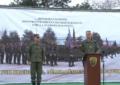 """Thaçi nga kazerma """"Adem Jashari"""": Kosovë, urime ushtria!"""