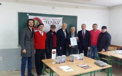 """Shënohet Manifestimi """"Flaka e Janarit"""" në Gjimnazin """"Skënderbeu"""" në Preshevë"""