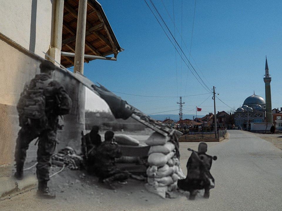 """""""Dije ku qëndron"""", Fotografi nga e kaluara në kushtet e sotit"""
