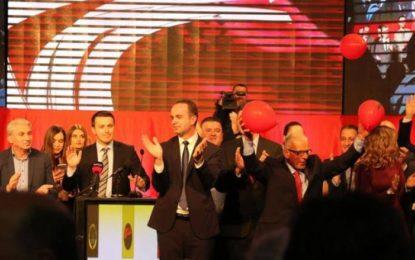 Shqiptarët fitojnë Tuzin (Video)