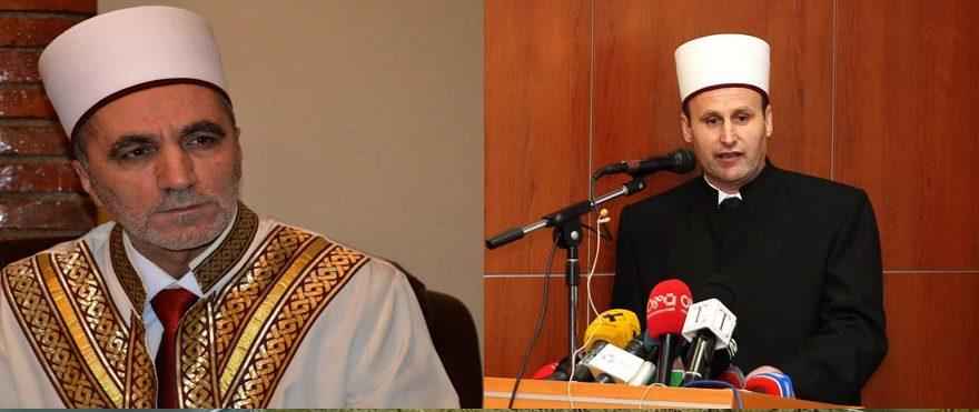 Kreu i ri i KMSH-së, Bujar Spahiu falënderon kreun e BIPBM-së myftiun Nexhmedin Saqipi