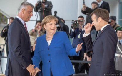 DW: Macron tregoi se përse Franca po kundërshton heqjen e vizave për Kosovën