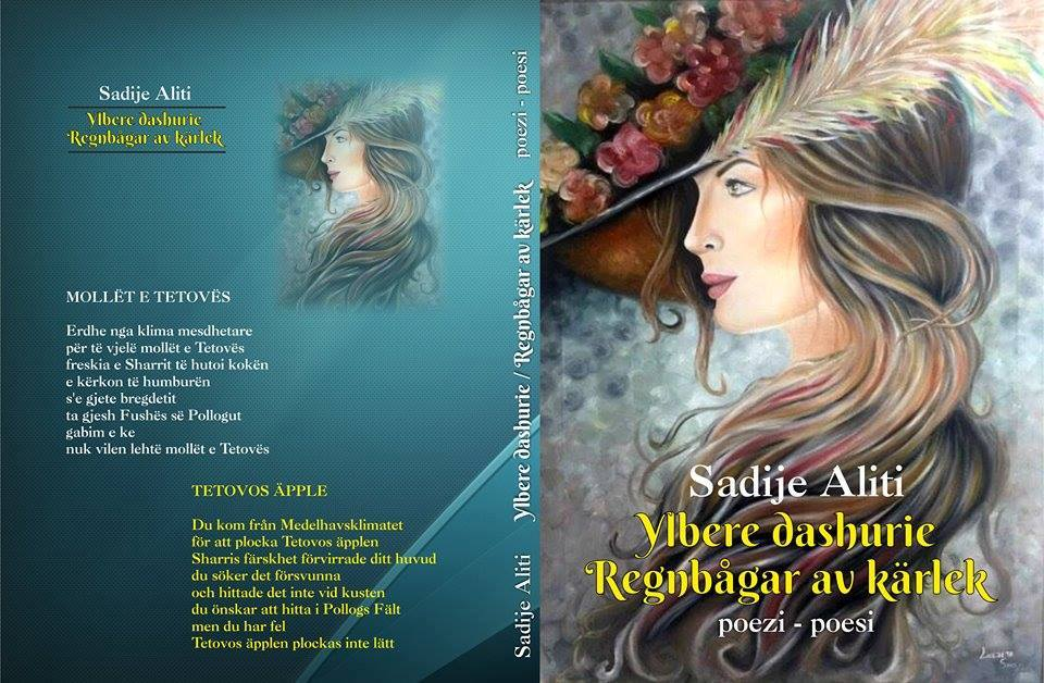 """""""Ylbere dashurie"""" dhe Sadije Aliti me promovim në Suedi"""
