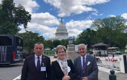 Liderët nga Lugina e Preshevës në Washington DC