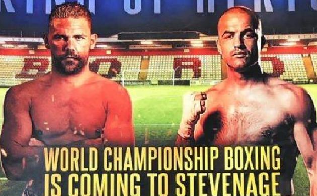 Sonte zhvillohet meçi i boksit ndërmjet Shefat Isufit dhe Billy Joe Saunders