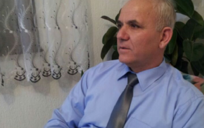 """Naser Zairi drejtor i ri  në  Sh.f """"Muharrem Kadriu""""në Tërnoc"""
