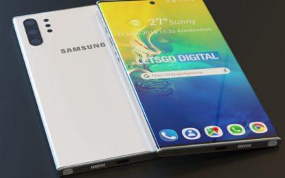 Galaxy Note 10 do të sjell kamerën speciale që mundëson imazhe 3D