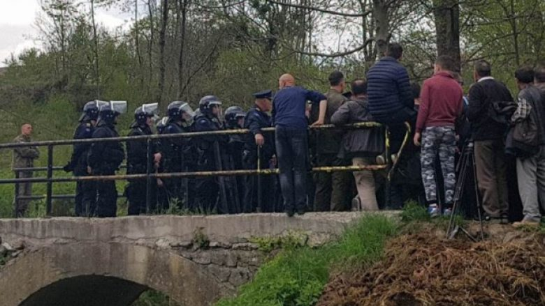Protestohet kundër ndërtimit të hidrocentralit në Shtërpcë