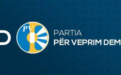 PVD: Telegram ngushllimi Presidentit dhe Kryeministrit të Republikës së Shqipërisë