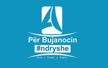APN Bujanoc solidarizohet me popullin shqiptarë dhe familjet e viktimave