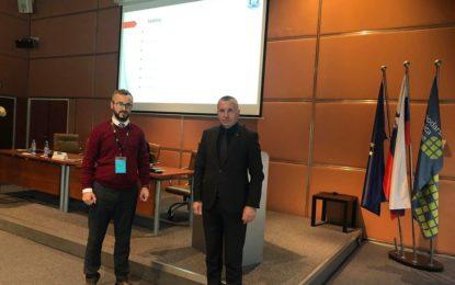 Kryetari i Bujanocit,  Shaip Kamberi ka marrë pjesë në Odën Ekonomike në Slloveni